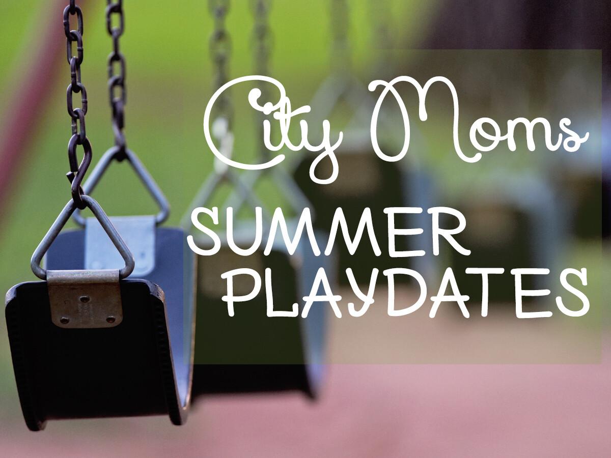City Mom's Playdate