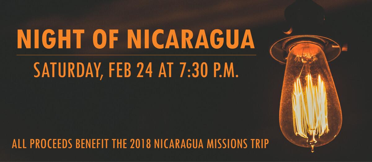 Night of Nicaragua