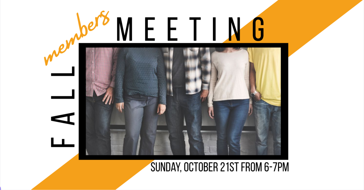 Fall Members Meeting