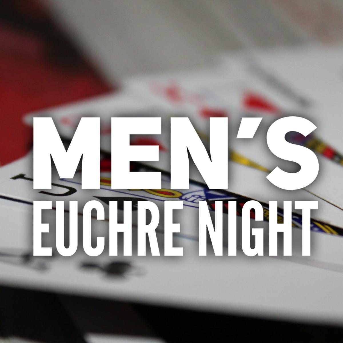 Men's Euchre Night